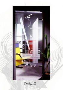 individuelle glastüren