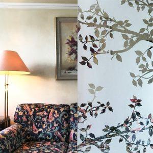glaskunst floral