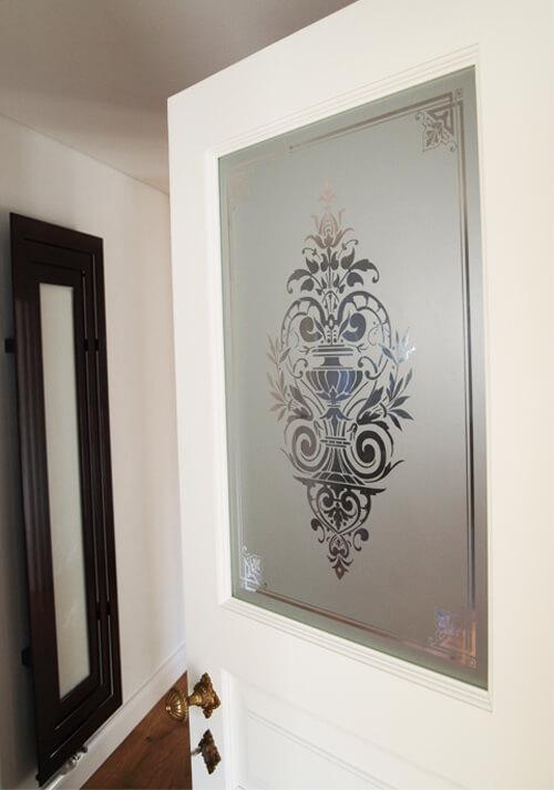 Favorit Innentüren-mit-Glasausschnitt - Glasdekore Teufel QA14