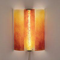 wandlampe rot