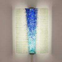 wandlampe farbig