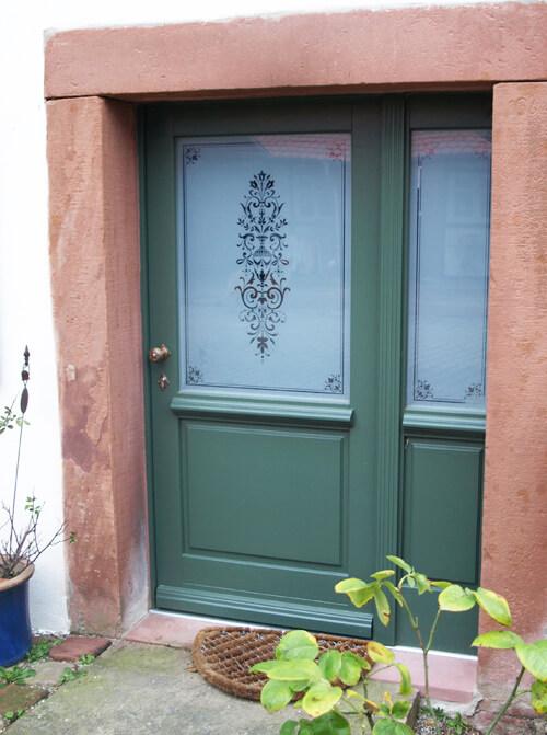 Haustüren Klassisch haustür klassisch glasdekore teufel