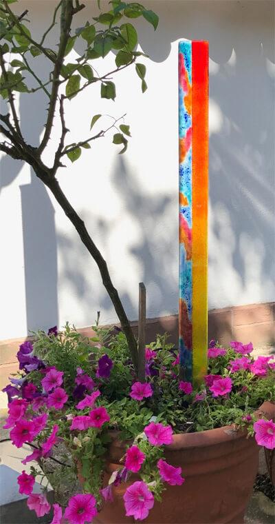 Gartendesign modern