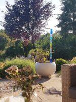 Glasdesign im Garten