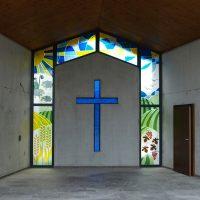 kapelle glaskunst