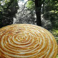 grabstein spirale