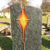 urnengrabsteine modern