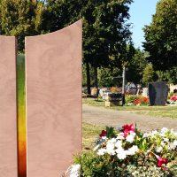 moderne einzelgräber