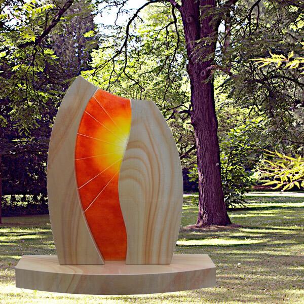 Grabsteine mit glas glasdekore teufel for Moderne bilder glas