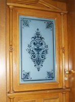 historische Haustüren Glas