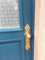 Haustüren mit Dekorglas