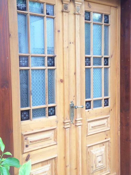alte Haustüren